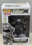 Fallout Power Armor Rare Pop! Vinyl Figure